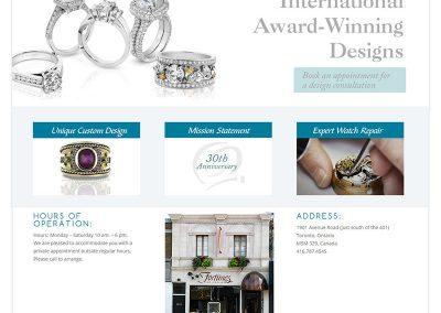 Fortunes Website