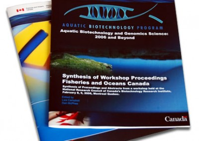 Oceans and Fisheries Report