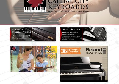 Capital City Keyboards