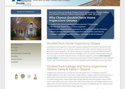 Doublecheck Home Inspection