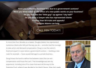 Douglas Adams Barrister